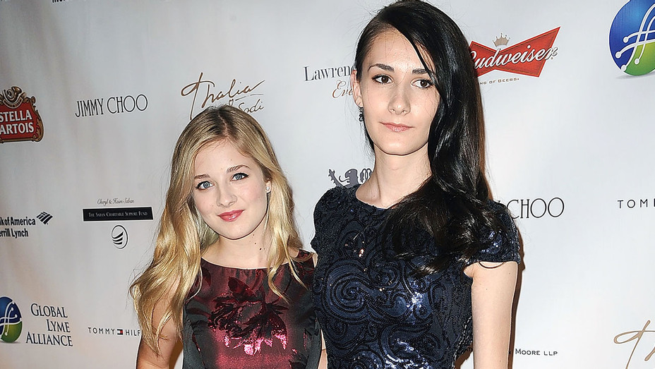 Jackie Evancho and Juliet Evancho - 2015 Global Lyme Alliance Gala -Getty-H 2017
