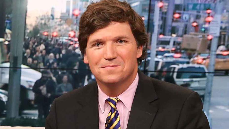 Tucker Carlson - Fox & Friends at FOX Studios on November 20, 2015 - Getty-H 2017