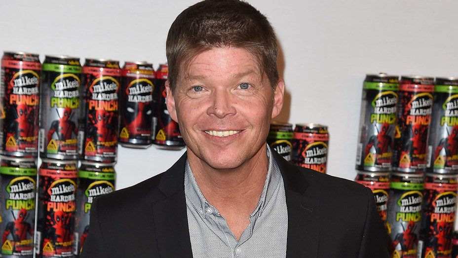 Rob Liefeld- Deadpool fan event at AMC Empire Theatre on February 8, 2016- Getty-H 2016