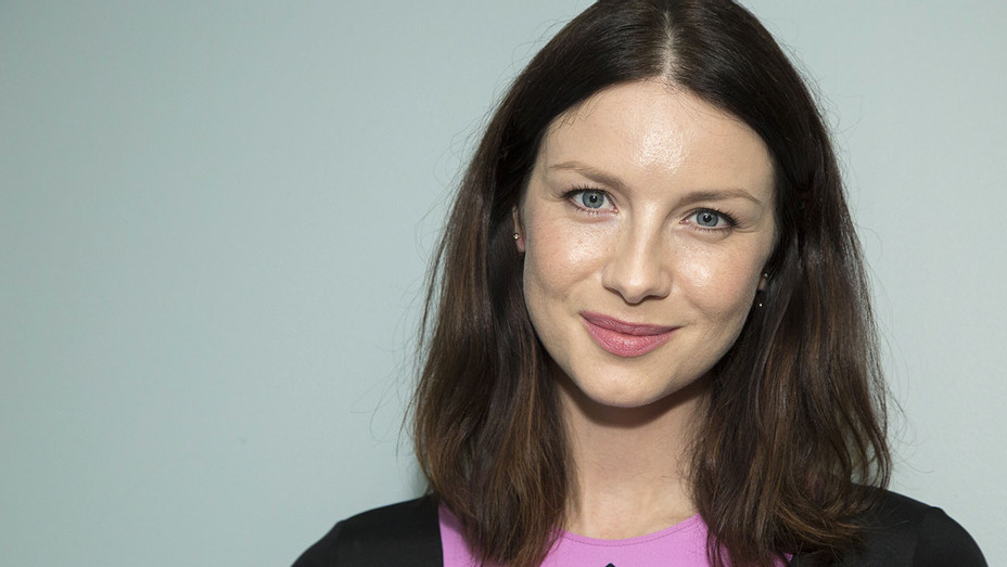Caitriona Balfe attends SAG-AFTRA Foundation Conversations - Getty-H 2017