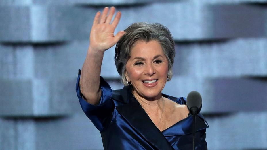 Sen. Barbara Boxer -Democratic National Convention 2016 - Getty-H 2017