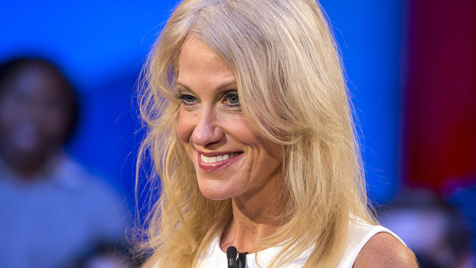 Kellyanne Conway - December 1, 2016 -Getty-H 2017