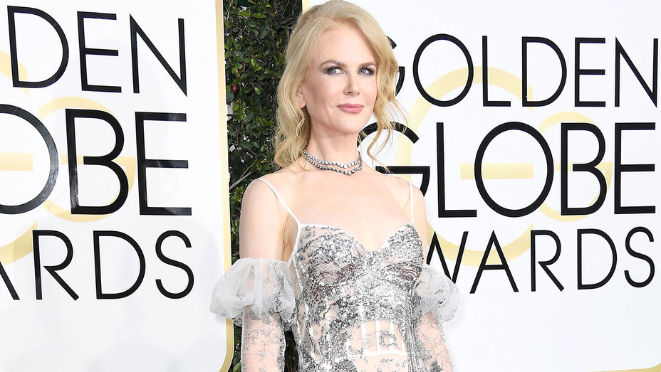 Nicole Kidman attends the 74th Annual Golden Globe Awards- Getty - H 2017