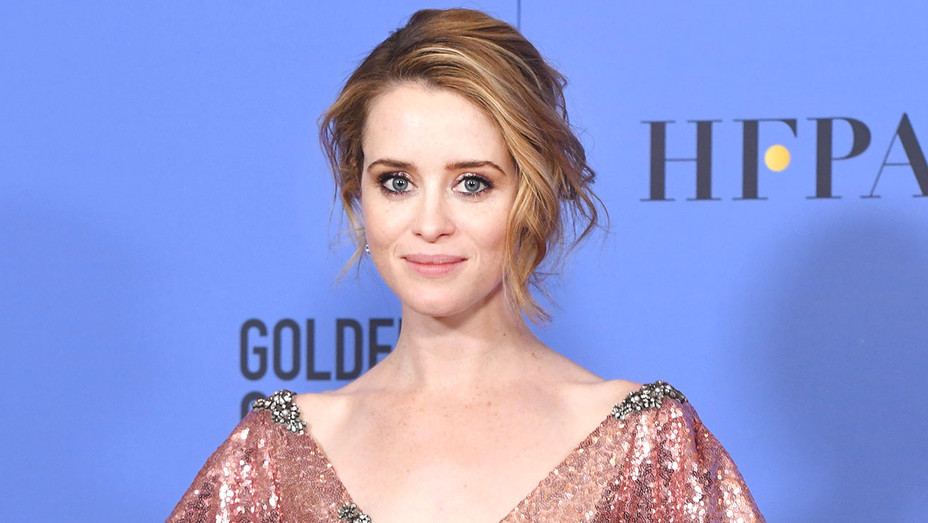 Claire Foy- 74th Annual Golden Globe Awards -Getty-H 2017