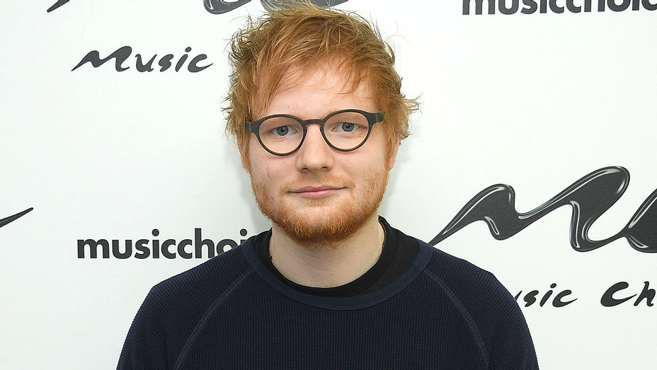 Ed Sheeran -Music Choice -Getty-H 2017