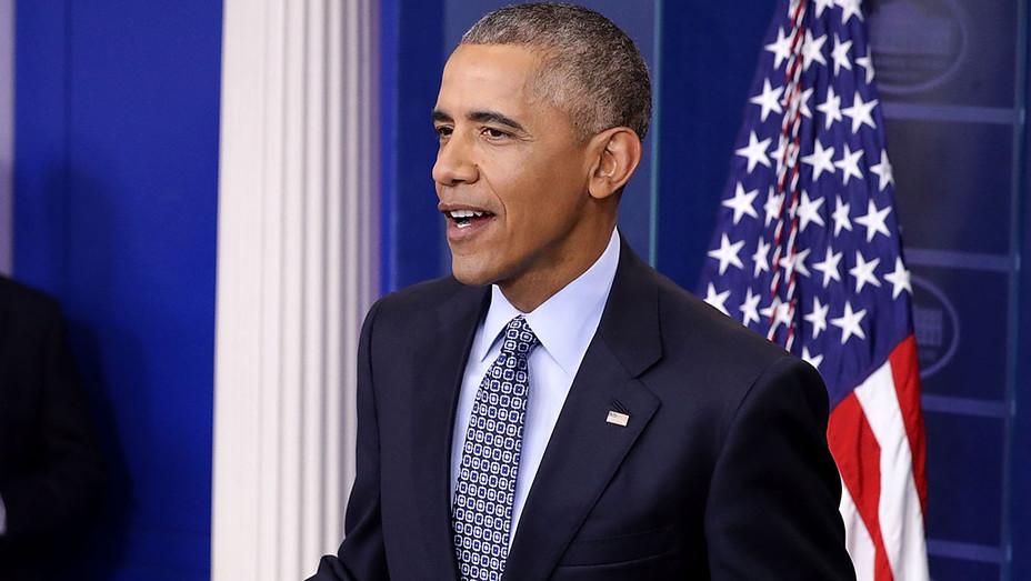 U.S. President Barack Obama holds the last news conference 2 - January 18, 2017 -Getty-H 2017