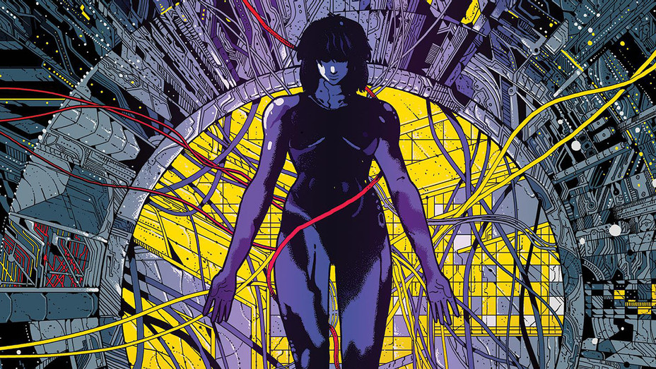 Ghost In The Shell Anime Film Returning To Theaters Hollywood Reporter