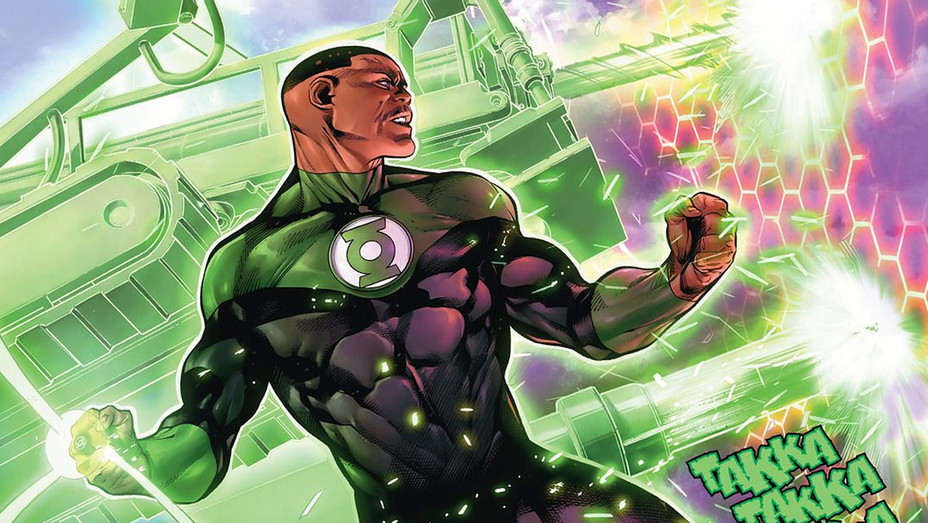Green Lantern John Stewart - Publicity - H 2017