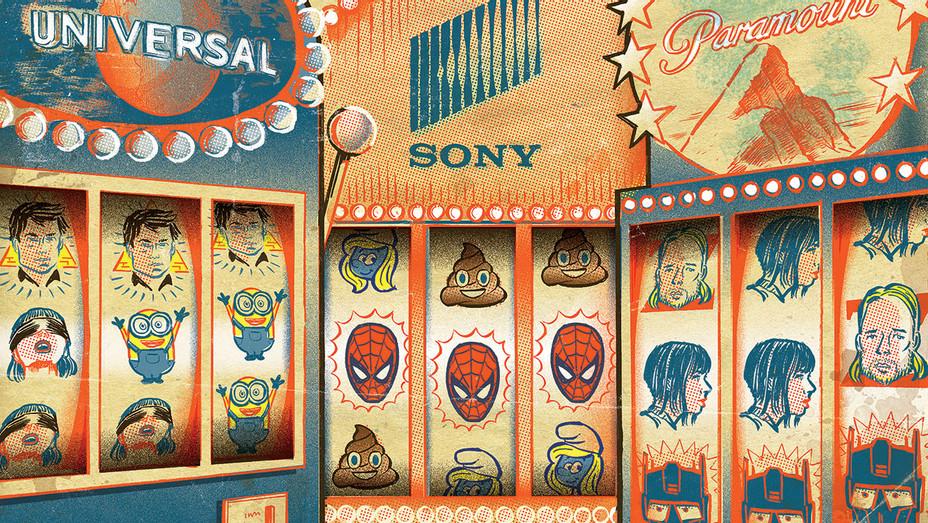 Hollywood Slot Machines Illo - THR - H 2017