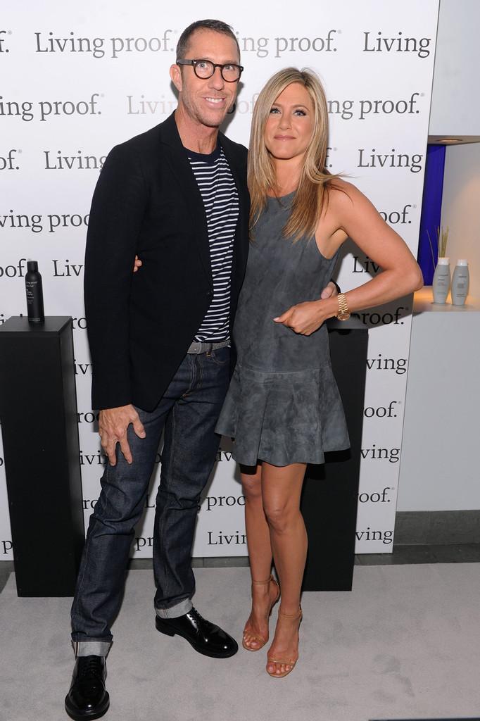 Chris McMillan Reveals His Favorite Jennifer Aniston