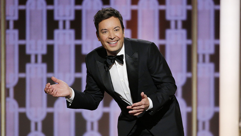 Jimmy Fallon_Onstage_Golden Globes - Getty - H 2017