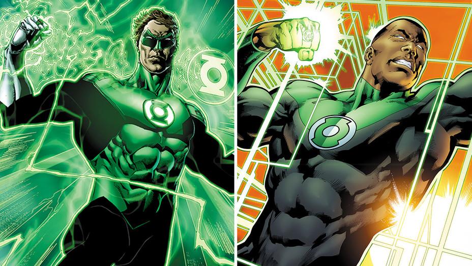 DC Entertainment-John Stewart or Hal Jordan Split-Publicity-H 2017