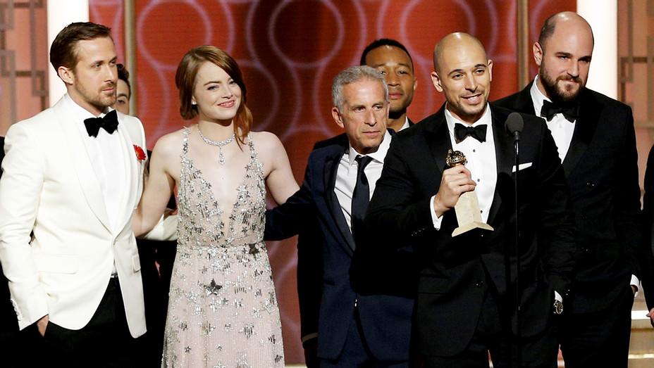 La La Land 74th Golden Globes Winner - Getty - H 2017