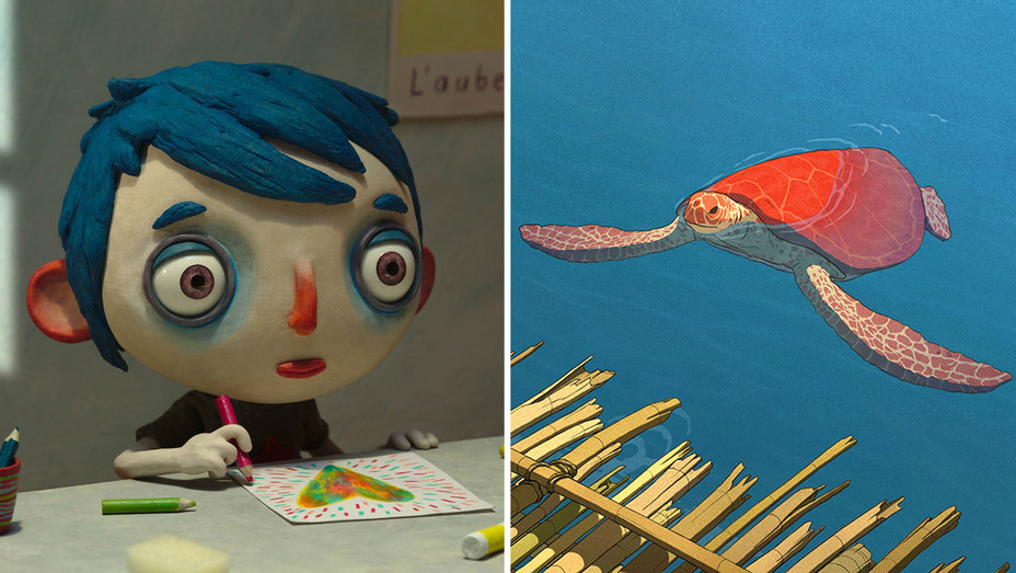 Life as a Zucchini and The Red Turtle_Split - Publicity - H 2017