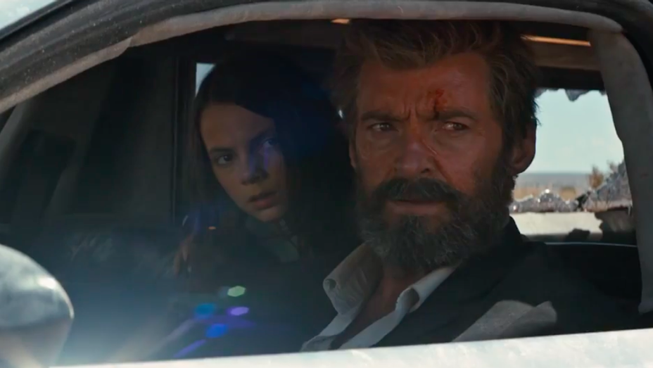 Hugh Jackman - Logan International Trailer 2 Still - H 2017