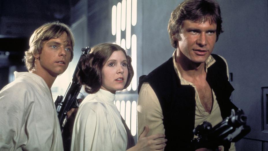 Mark Hamill Star Wars 1977 - Photofest - H 2017