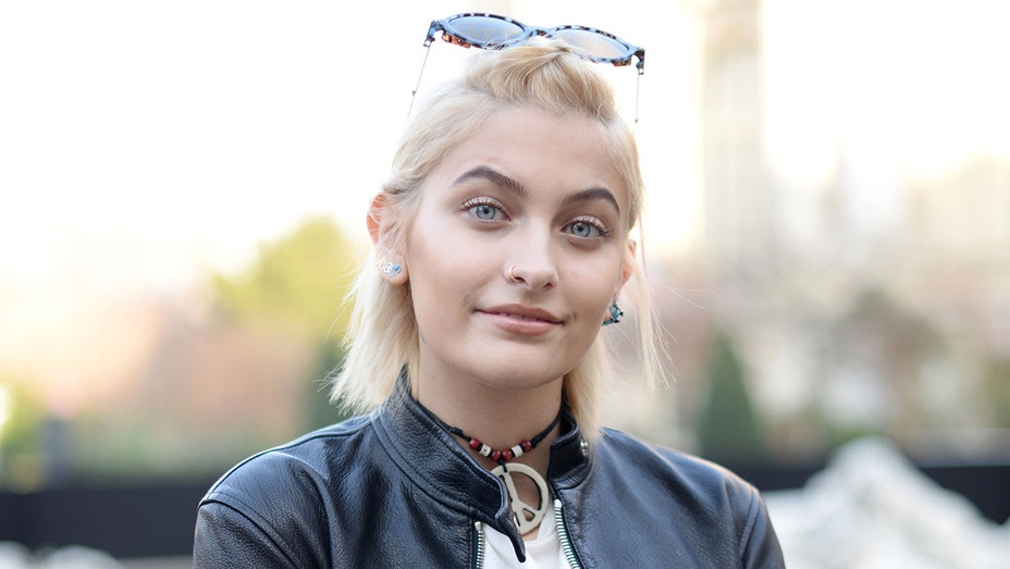 paris jackson - Getty - H 2017