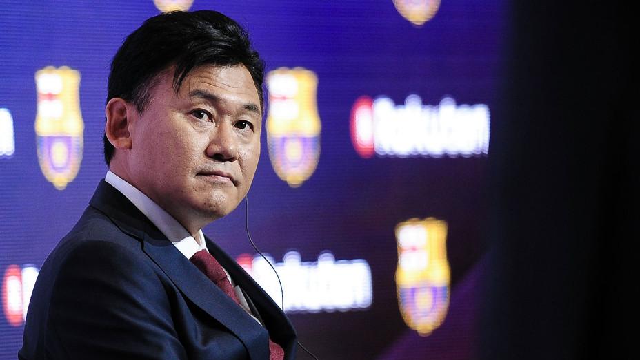Rakuten CEO Hiroshi Mikitani - Getty H 2017