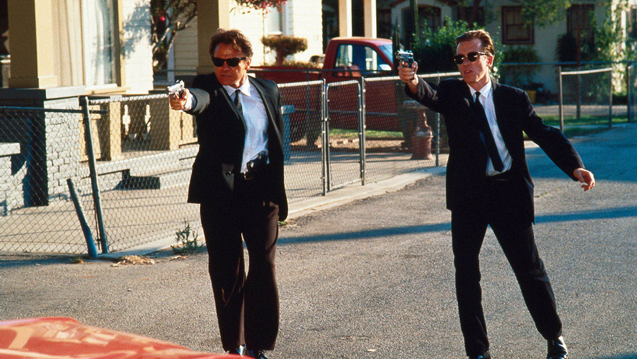 Reservoir Dogs': THR's 1992 Review   Hollywood Reporter