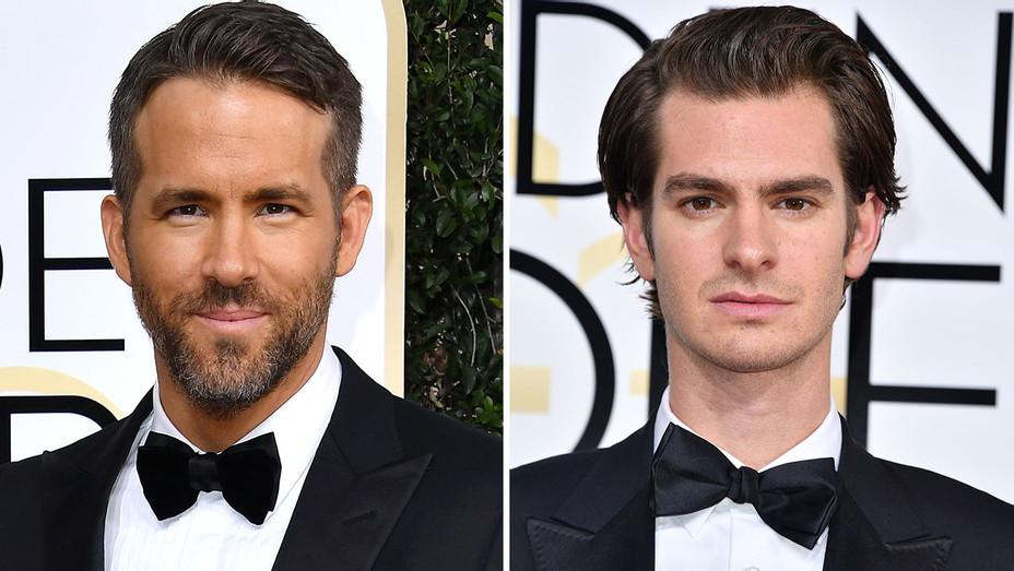 Ryan Reynolds and Andrew Garfield -split- Getty-H 2017