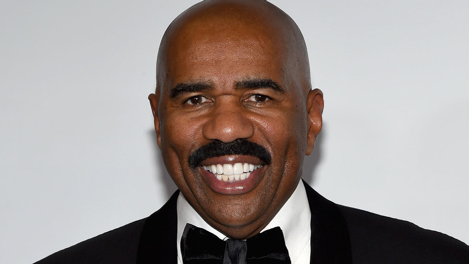 Steve Harvey - Getty - H 2017