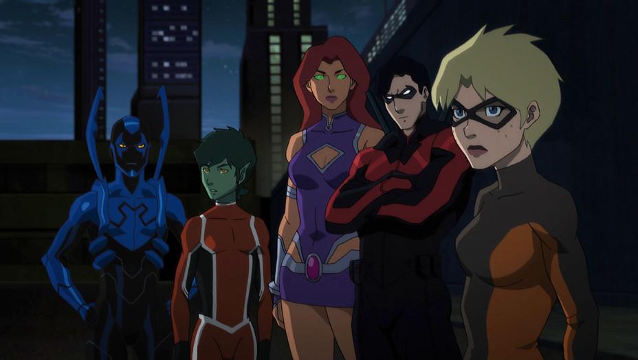 Teen Titans - Publicity - H 2017