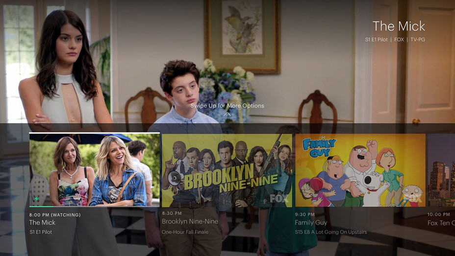 The New Hulu Experience 2 - Publicity - H 2016