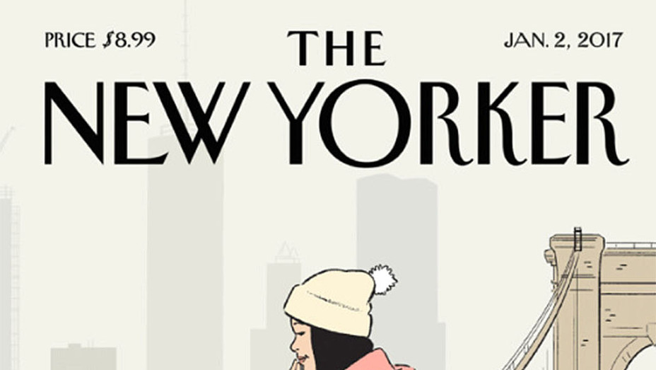 The New Yorker - Jan 2017 Cover Screen Shot-P 2017