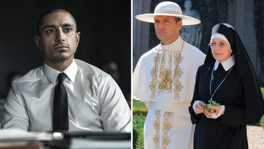 The Night Of and The Young Pope Split-H 2017