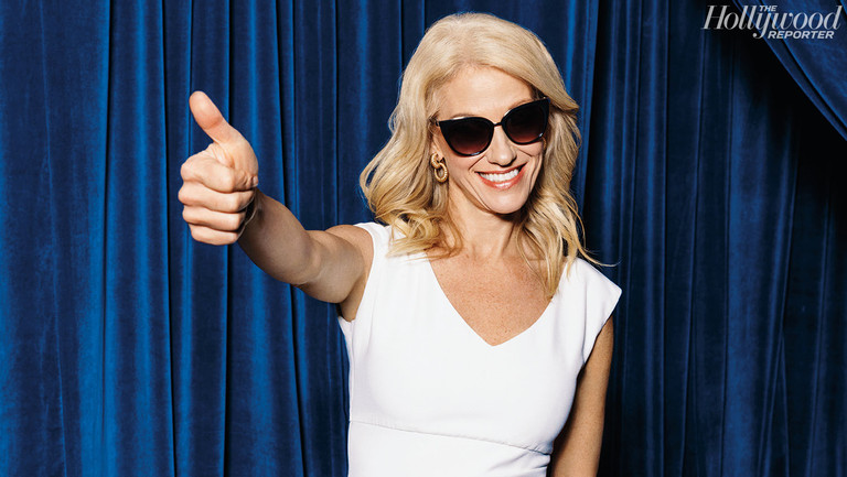"""A Conversation With Kellyanne Conway: """"I'm the Face of Trump's Movement"""""""