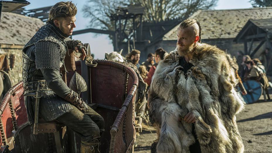 Vikings - Still 1- History Channel - H 2017