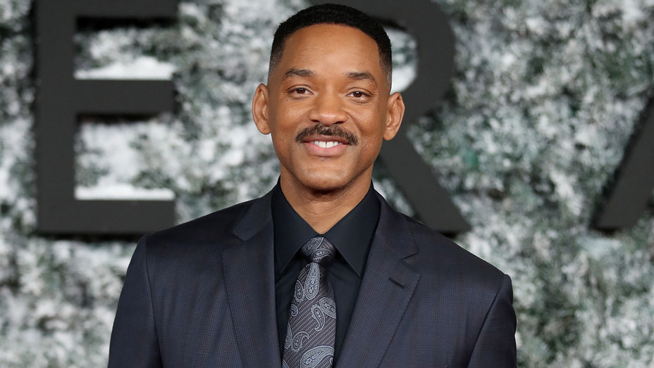Will Smith Collateral Beauty Premiere - Getty - H 2017