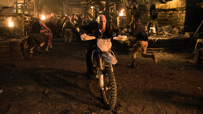 Weying Says 'xXx' Sequel Deal Was a Fraud