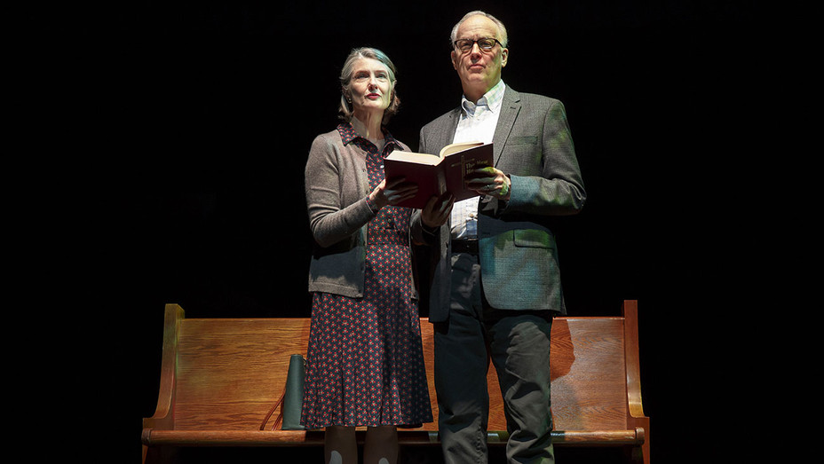 MAN FROM NEBRASKA -Annette O'Toole and Reed Birney -H 2017