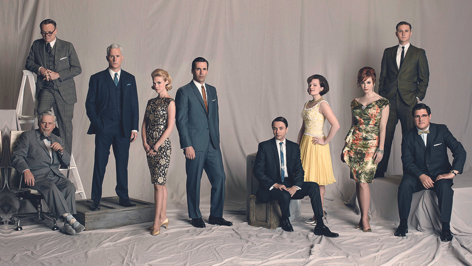 Mad Men Cast Taschen Book - Publicity - H 2017