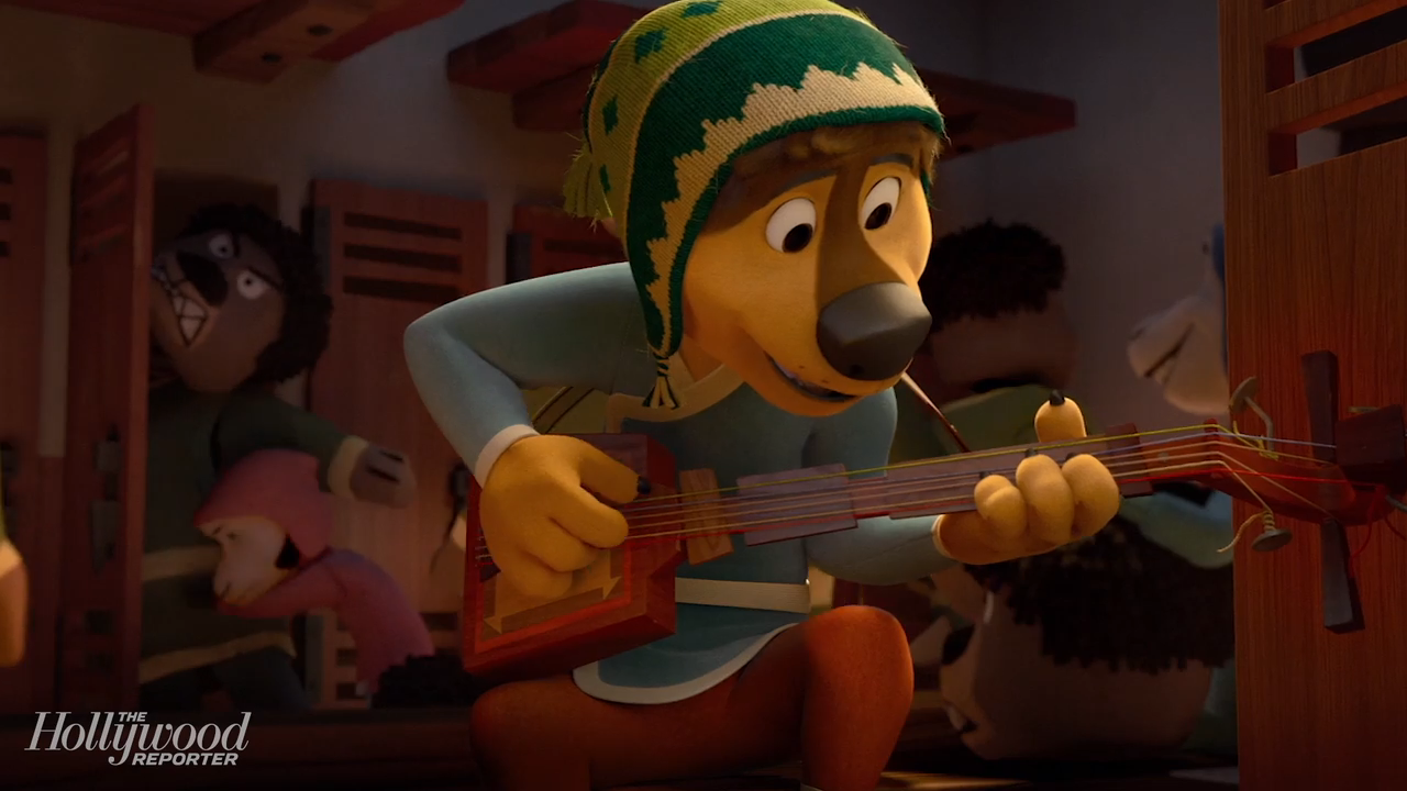 J.K. Simmons, Mae Whitman, Eddie Izzard, Luke Wilson and More | 'Rock Dog' Voice Cast