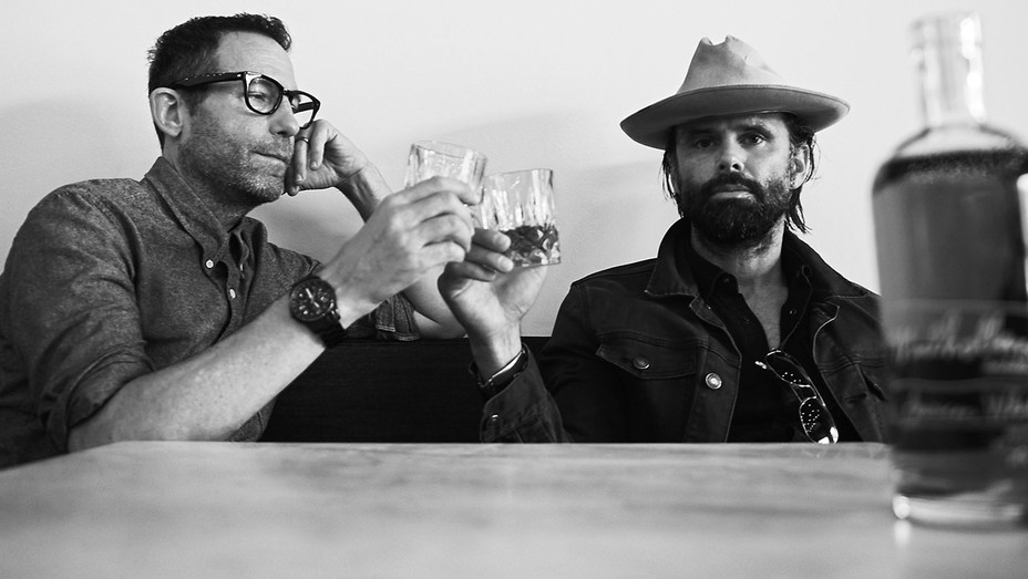 Whiskey Cheers BW - Publicity - H 2017