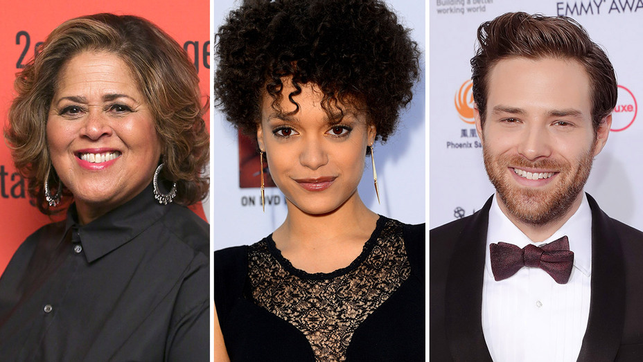 Anna Deavere Smith, Britne Oldford and Ben Rappaport_Split - Getty - H 2017