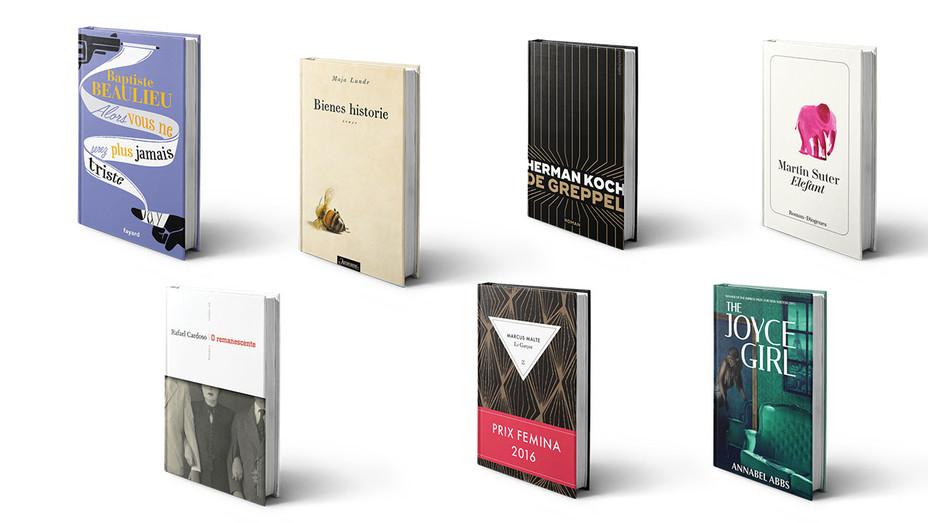 Berlin Film Festival  - Book Covers -H 2017