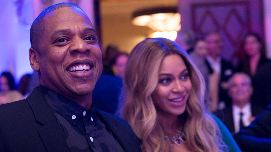 Jay Z Beyonce GREY GOOSE PRE-OSCARS  - Publicity - H 2017