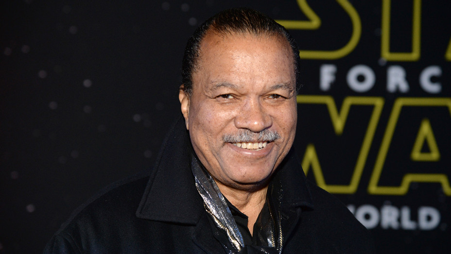 Billy Dee Williams - Getty - H 2017