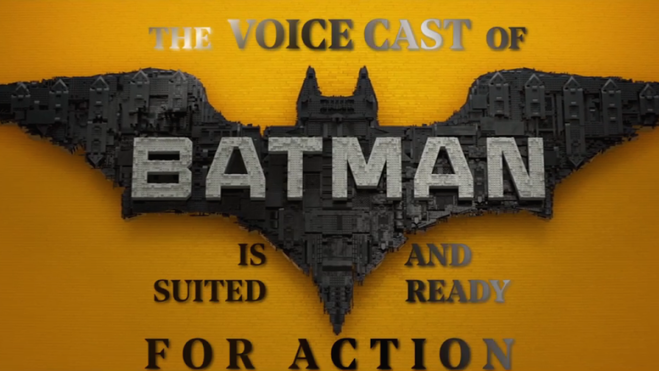 Will Arnett, Ralph Fiennes, Zach Galifianakis and More | 'Lego Batman' Voice Cast