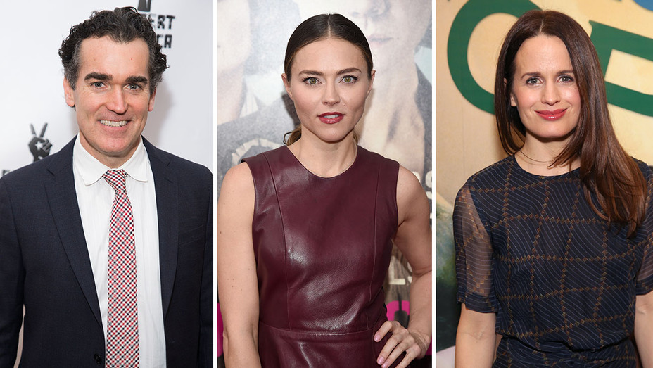 BRIAN D'ARCY JAMES, TRIESTE KELLY DUNN AND ELIZABETH REASER_Split - Getty - H 2017