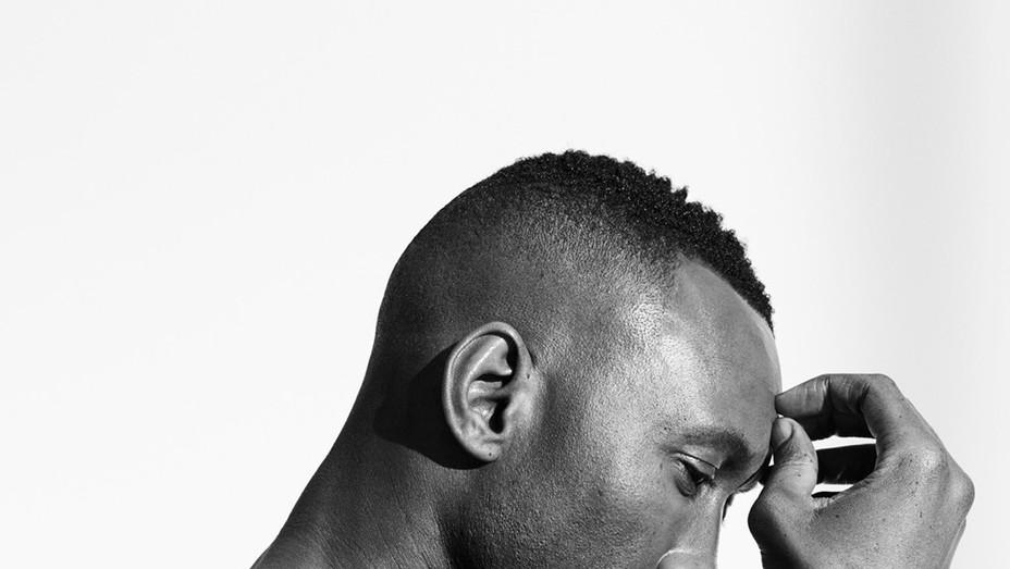 Calvin Klein Mahershala Ali Moonlight - Publicity - P 2017