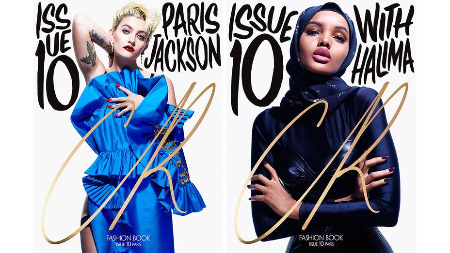 CR Fashion Book -Issue 10 -Split-H 2017