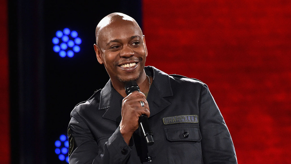 Dave Chappelle - Getty - H 2017