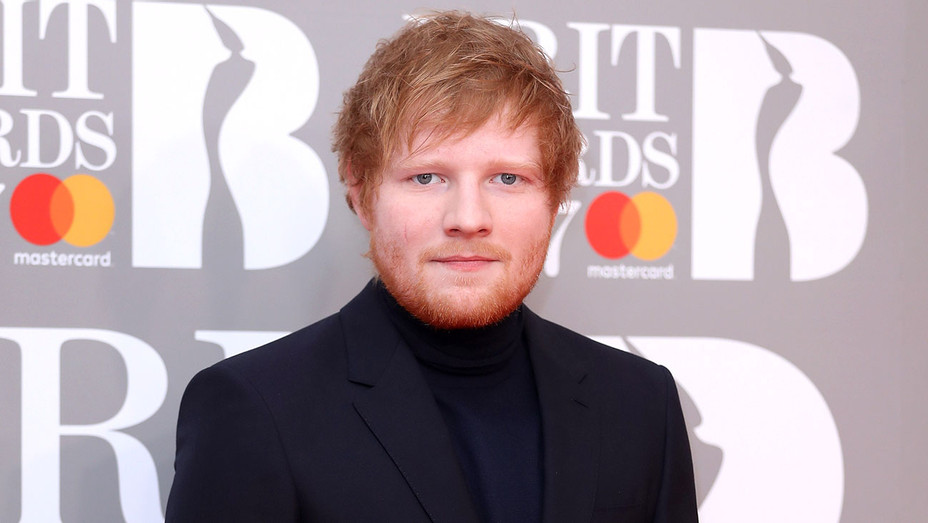 Ed Sheeran Brit Awards - Getty - H 2017