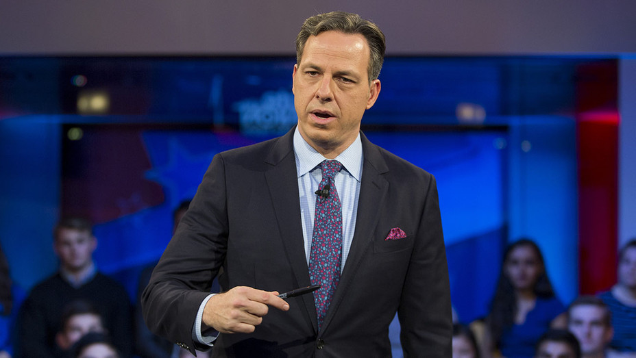 Jake Tapper of CNN's - State of the Union-December 1, 2016 -Getty-H 2017
