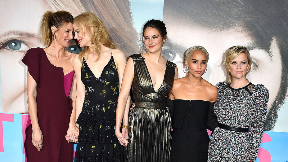 Premiere Of HBO's Big Little Lies - Getty-H 2017