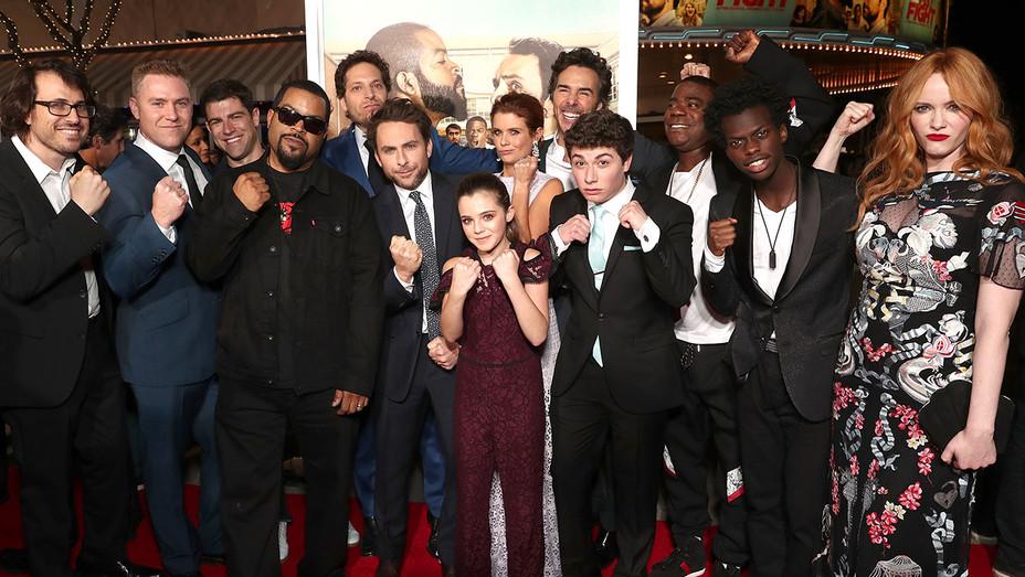 Fist Fight - Cast and Crew - Premiere- Getty-H 2017